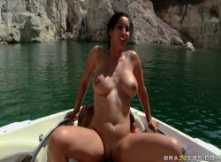 Fucking on a boat