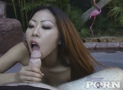 Asian Blowjob by Ayako