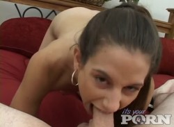 Latina Blowjob from Jackie Ash