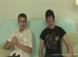 Broke Straight Boys Ashton and Chase Free Video