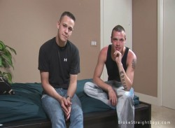 Broke Straight Boys Jamie and Jason