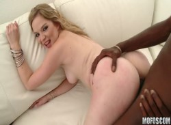 Tera Knightly Fucked by Big Black Cock